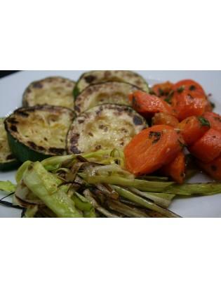 Menú Vegetarianos