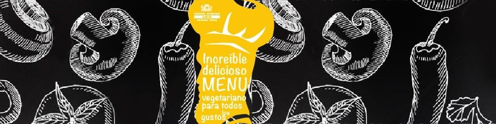 Menú Vegetariano-Asador Sidrería Loiu- Festivos y fin de semana